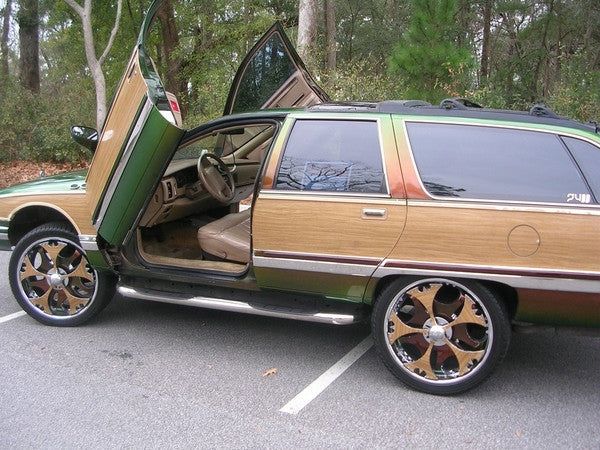 Buick Estate Wagon 1977-1990 Vertical Lambo Doors