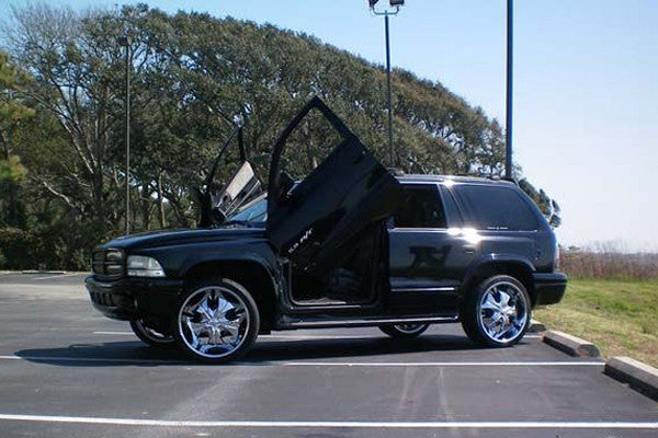 Dodge Durango 2004-2010 Vertical Lambo Doors