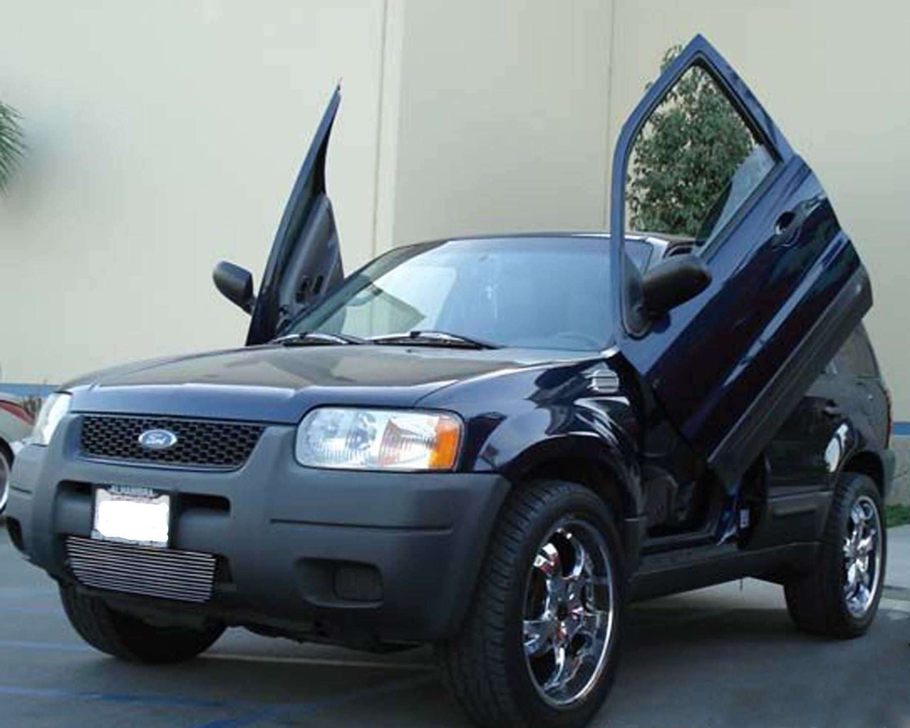 Ford Escape 2001-2007 Vertical Lambo Doors
