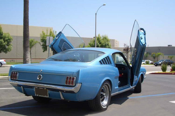 Ford Mustang 1967-1968 Vertical Lambo Doors