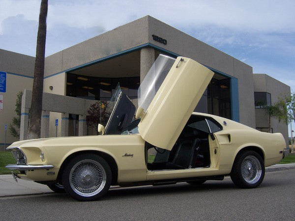 Ford Mustang 1969-1970 Vertical Lambo Doors
