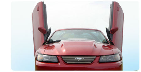 Ford Mustang 1994-1998 Vertical Lambo Doors
