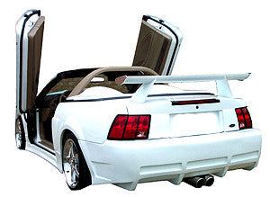 Ford Mustang 1999-2004 Vertical Lambo Doors