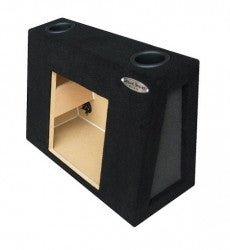 "GM Sierra Reg-Cab 10"" Single Solo-Baric Ported Enclosure"