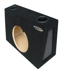 "GM Sierra Reg-Cab 12"" Single Ported Enclosure"