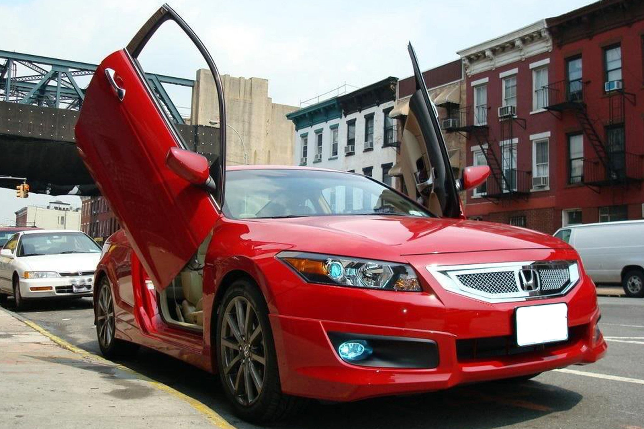 Honda Accord 2003-2007 4DR Vertical Lambo Doors