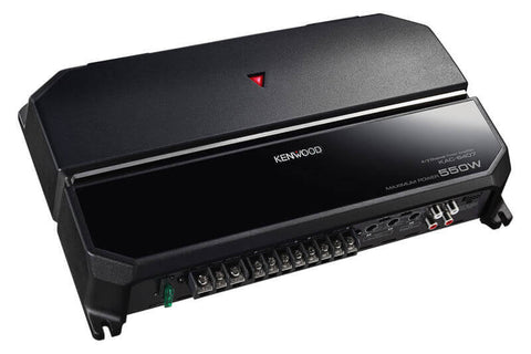 Kenwood-KAC-6407-4/3-Channel-Power-Amplifier