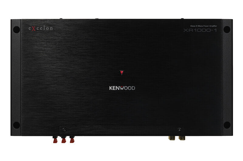 Kenwood-Excelon-XR1000-1-Mono-Digital-Power-Amplifier