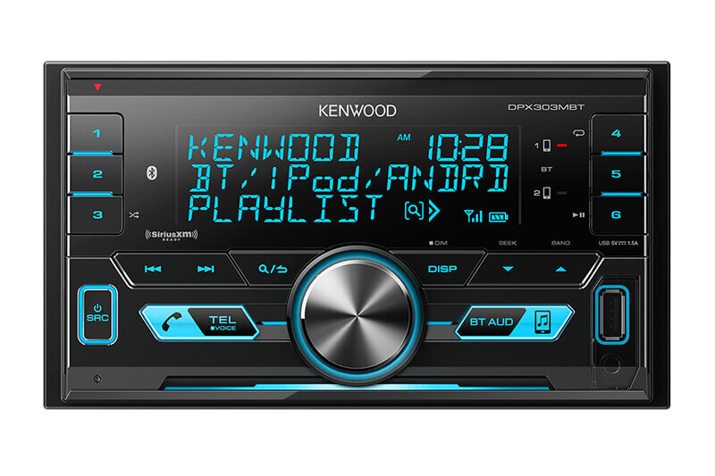 Kenwood-DPX303MBT-2-Din-CD-Receiver-with-Bluetooth