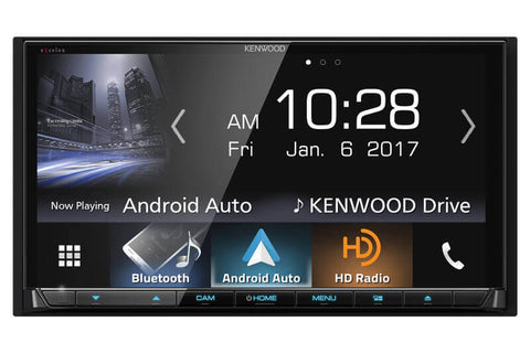 Kenwood-eXcelon-DDX9904S-2-Din-Monitor-Receiver-with-Bluetooth & HD-Radio