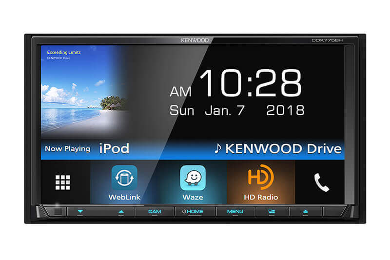 "Kenwood-DDX775BH-7.0""-DVD-Receiver-with-Bluetooth"