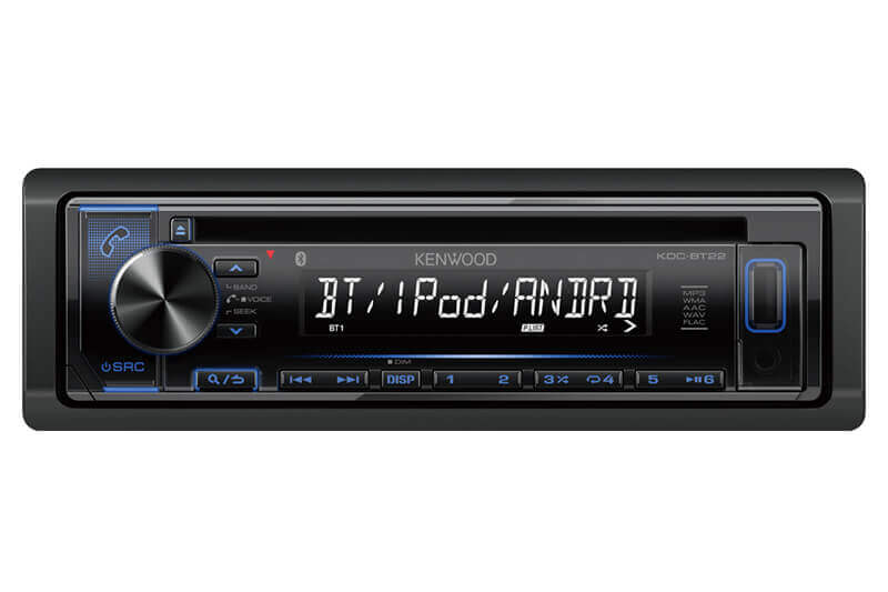 Kenwood-KDC-BT22-CD-Receiver-with-Bluetooth