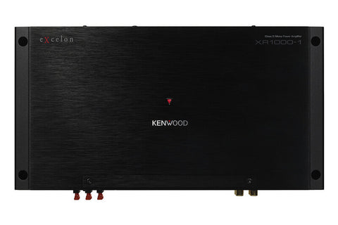 Kenwood-eXcelon-XR1001-1-Class-D-Mono-Power-Amplifier