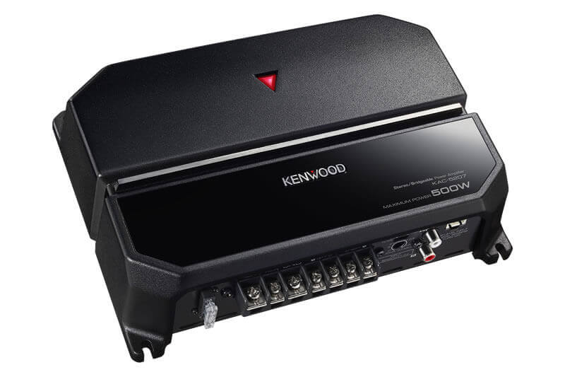 Kenwood-KAC-5207-Stereo/Bridgeable-Power-Amplifier