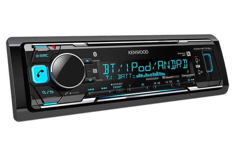 Kenwood-KMM-BT318U-Digital-Media-Receiver-with-Built-in-Bluetooth