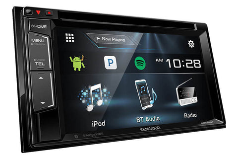 Kenwood DDX24BT - 2-DIN Monitor with Bluetooth