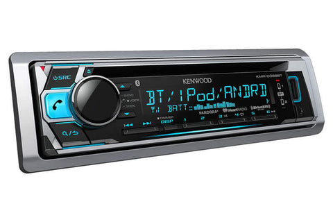 Kenwood-KMR-D368BT-Marine-CD-Receiver-with-Built-in-Bluetooth