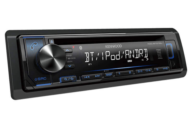 Kenwood-KDC-BT272U-CD-Receiver-with-Bluetooth