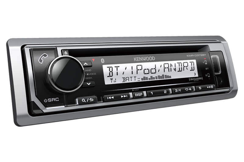 Kenwood-KMR-D372BT-Marine-CD-Receiver-with-Bluetooth