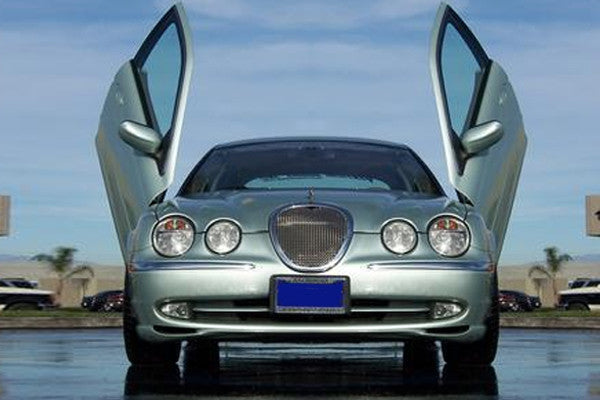 Jaguar S-Type 2000-2006 Vertical Lambo Doors