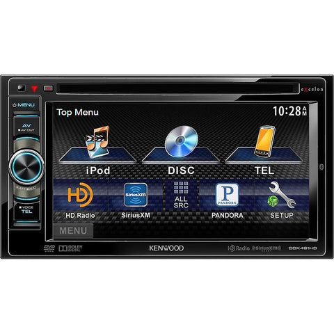 Kenwood DDX491HD