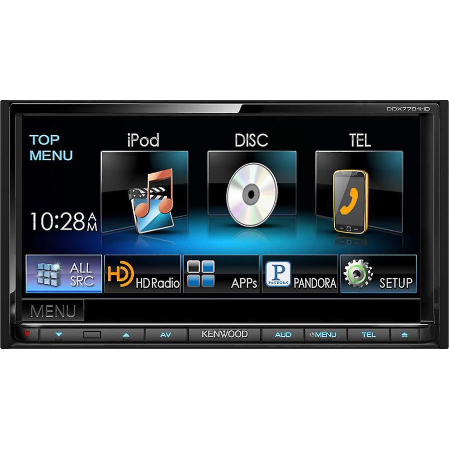 Kenwood DDX7701HD
