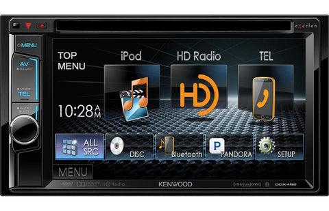 Kenwood Excelon DDX492