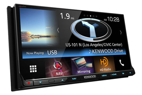 Kenwood Excelon DNX893S