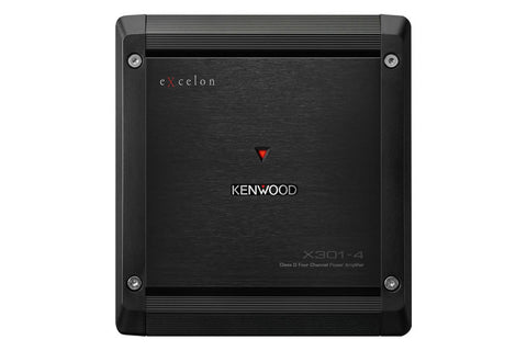 Kenwood-Excelon-X301-4-Class-D-4-Channel-Power-Amplifier