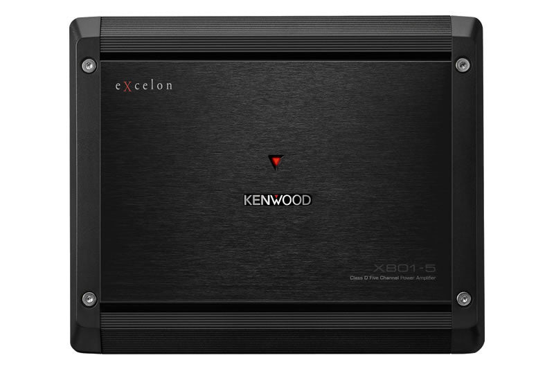 Kenwood-Excelon-X801-5-Class-D-5-Channel-Power-Amplifier