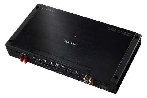 Kenwood-Excelon-XR600-6DSP-OEM-Integration-Amplifier-with-192/32bit-DSP