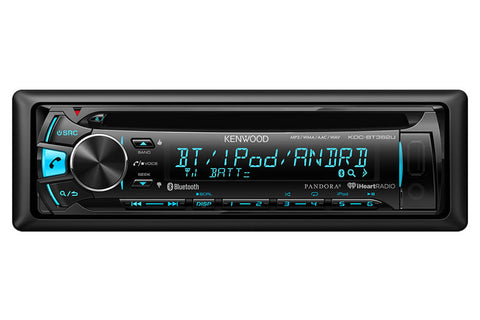 Kenwood KDC-BT362U