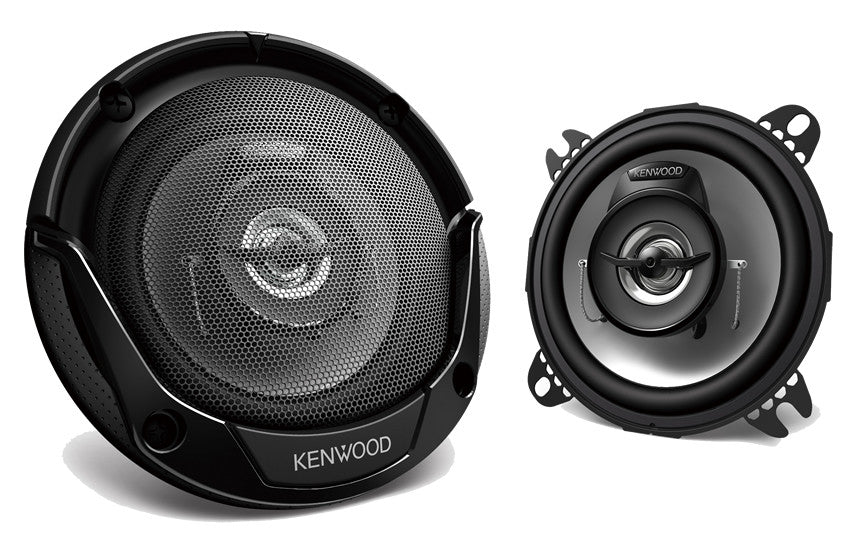 Kenwood-KFC-1065S-4''-Round-2-way-2-Speaker