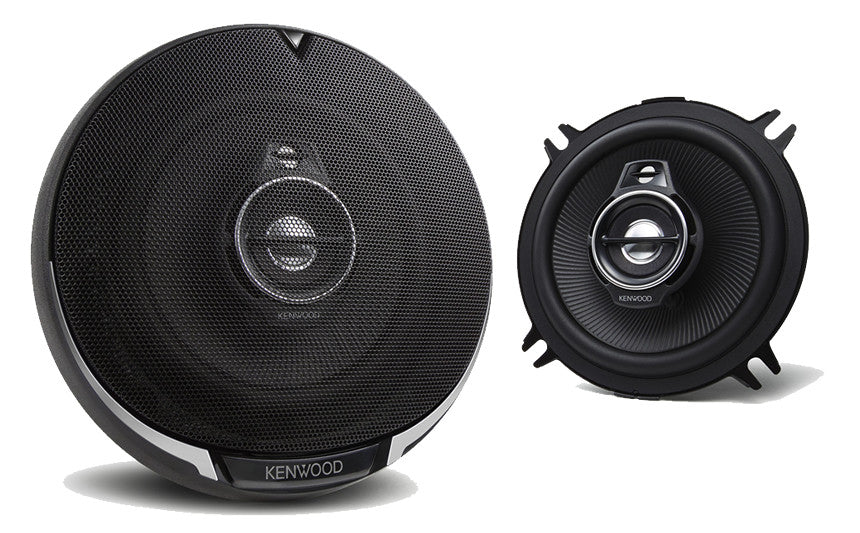Kenwood-KFC-1395PS-5-1/4''-Round-3-way-3-Speaker