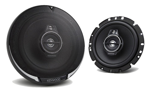 Kenwood-KFC-1795PS-6-3/4''-Round-3-way-3-Speaker