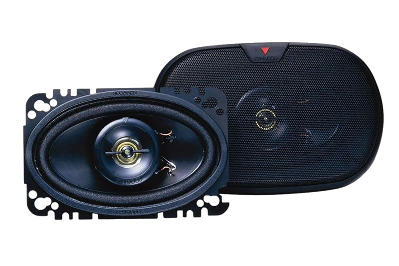 Kenwood-KFC-4675C-4x6''-2-way-Speaker-System