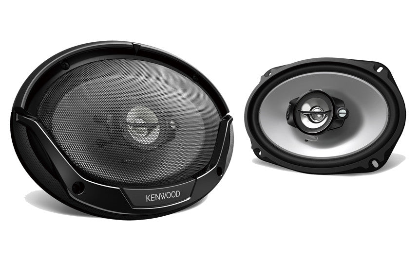 Kenwood-KFC-6965S-6x9''-Oval-3-way-3-Speaker