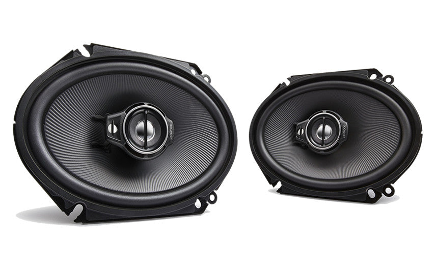 Kenwood-KFC-6985PS-6x9''-Oval-4-Way-4-Speaker