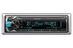 Kenwood Marine Radio with Sirius XM Satellite Tuner