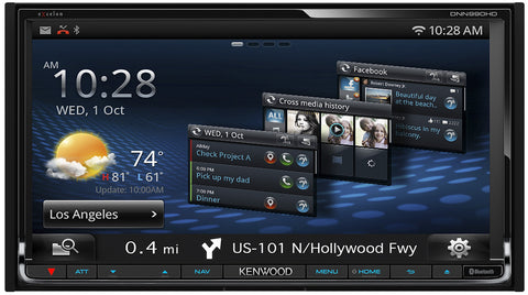 Kenwood eXcelon DNN990HD