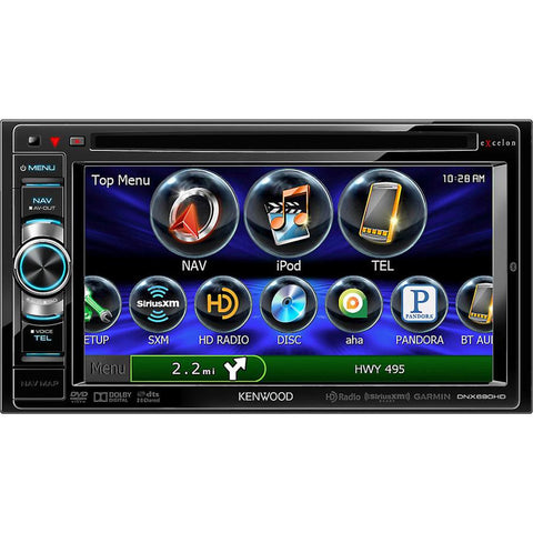 Kenwood eXcelon DNX690HD