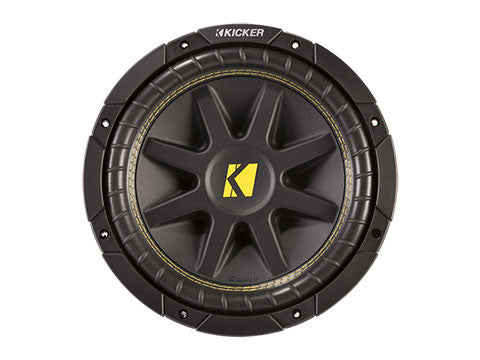 "Kicker 10"" Comp 4 Ohm DVC"