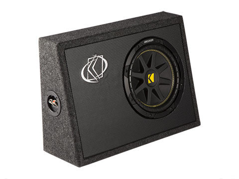 "Kicker 10"" Comp Enclosure"