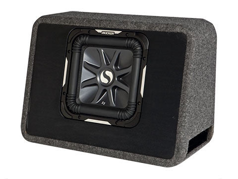 "Kicker 10"" Solo-Baric L7 2 Ohm Enclosure"