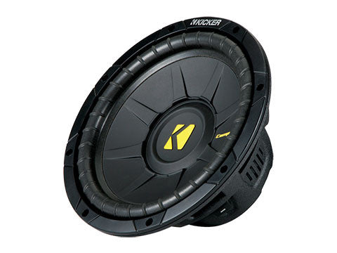 "Kicker 10"" CompS 4 Ohm"