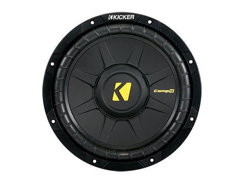 "Kicker 10"" CompD 4 Ohm"