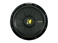 "Kicker 12"" CompD 2 Ohm"