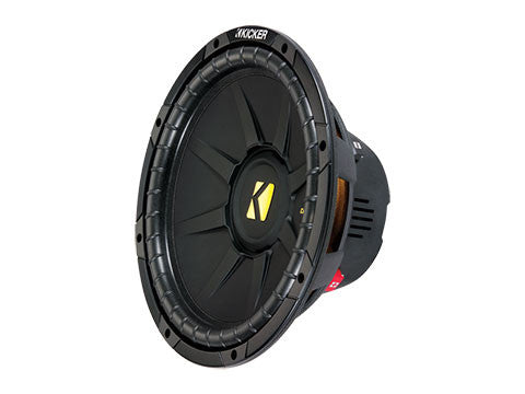 "Kicker 12"" CompD 4 Ohm"