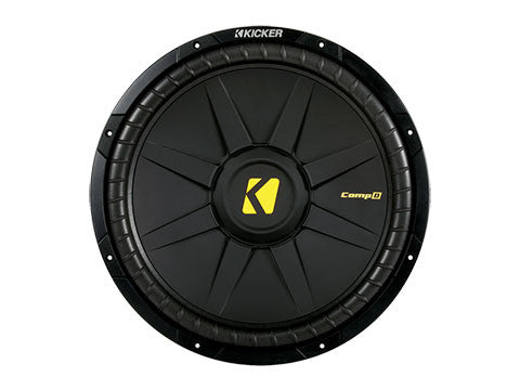 "Kicker 15"" CompD 4 Ohm"