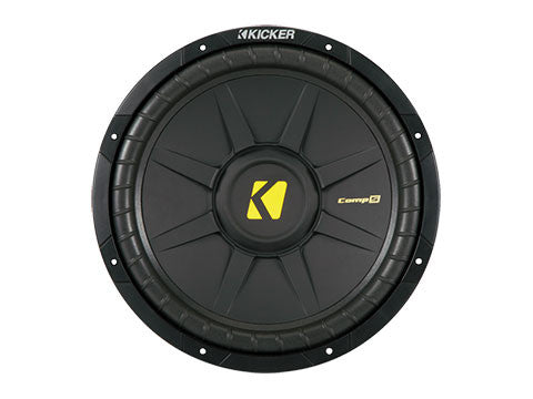 "Kicker 12"" CompS 4 Ohm"
